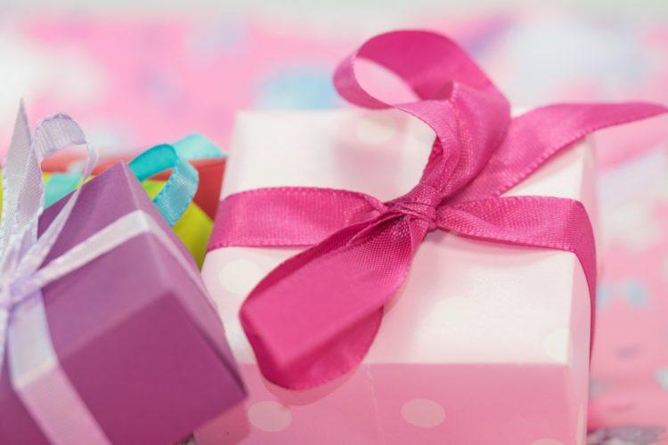 cadeau rose pour la fete des meres